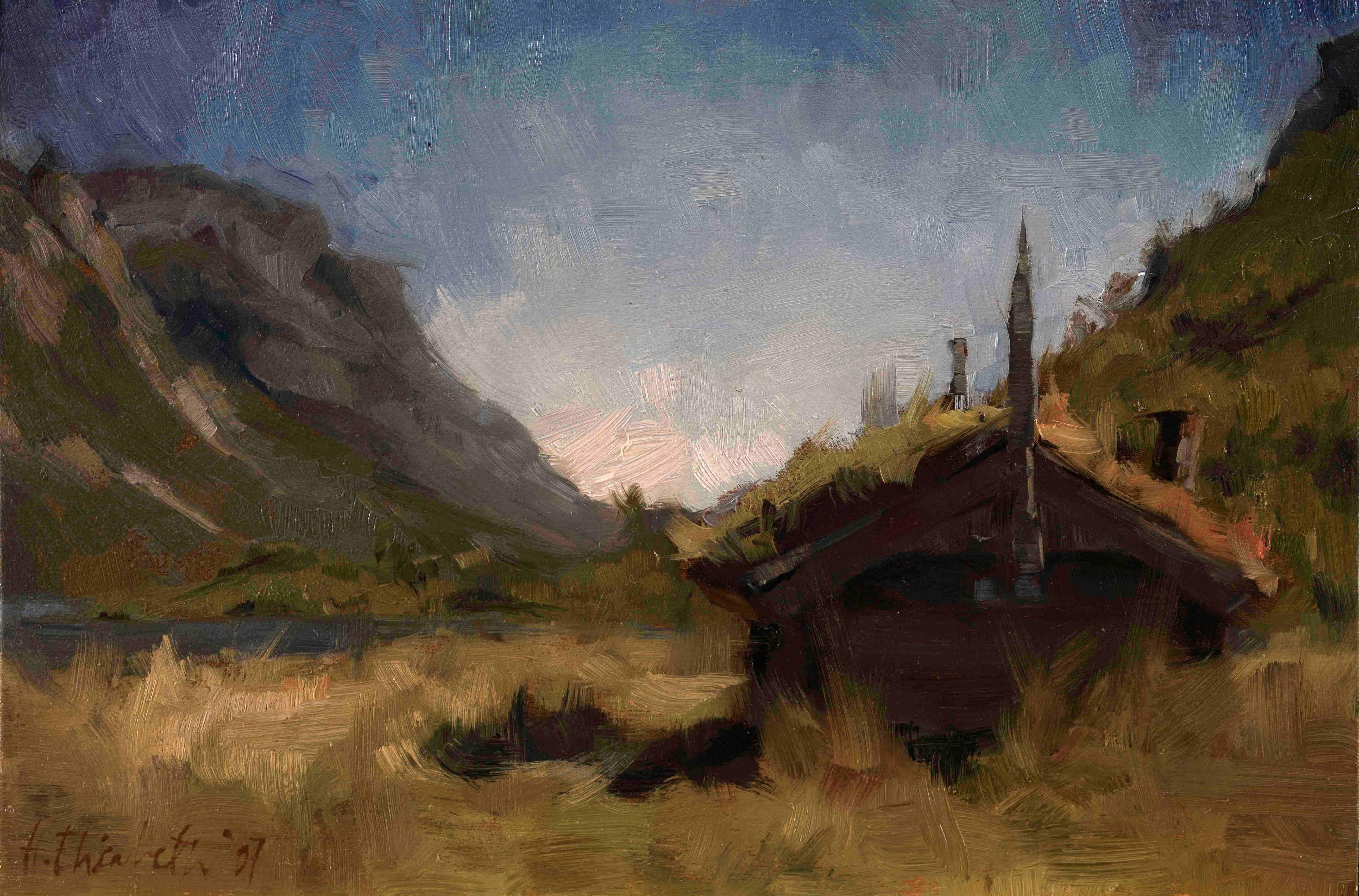 landscape hege elisabeth haugen